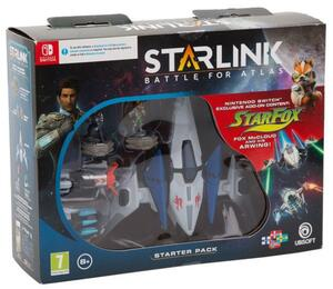Starlink Starter Pack Nintendo Switch