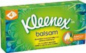 Kleenex Balsam Taschentücher oder Kosmetiktücher