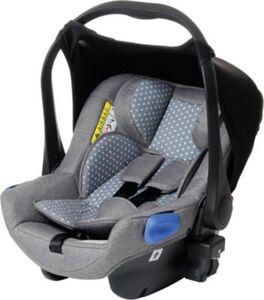 Babyschale Mia TS, bellybutton, Steel Grey grau Gr. 0-13 kg
