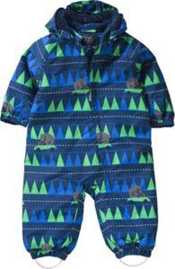 Baby Schneeanzug RIMAH  dunkelblau Gr. 74 Jungen Baby
