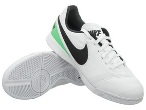 Nike Fußballschuh »Tiempo Legende IC«, mit Leder, 6-Loch-Schnürung, flexibel, für die Halle