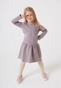 Sweatkleid  grau Gr. 104 Mädchen Kleinkinder