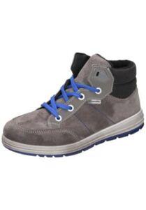 RICOSTA Kinder Stiefel Schnürstiefeletten grau Gr. 34