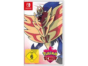 Nintendo Pokémon Schild