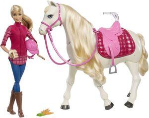 Barbie - Traumpferd und Puppe