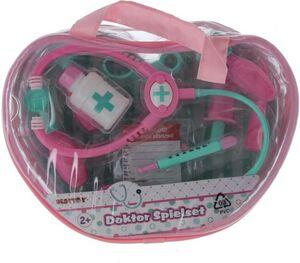 Besttoy - Arzttasche mit Spielzeug-Utensilien - 13 Teile
