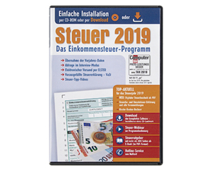 Steuer-Programm 2019