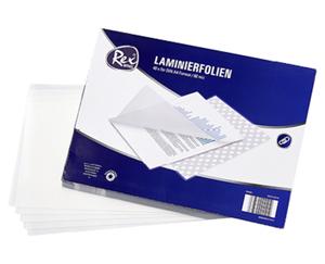 Rex®  OFFICE Laminierfolien, 80 mic
