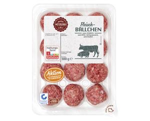MEINE METZGEREI Fleischbällchen vom Schwein und Rind