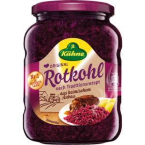 Kühne Original Rotkohl