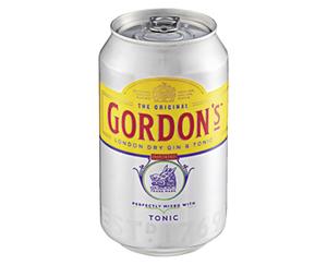 GORDON'S™ Gin & Tonic oder Pink Gin & Tonic