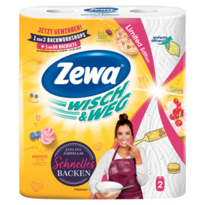 Zewa Wisch & Weg Fun Design