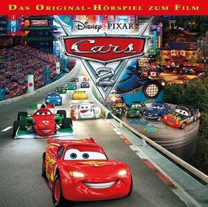 Disney CD Cars 2 Das Original Hörspiel zum Film