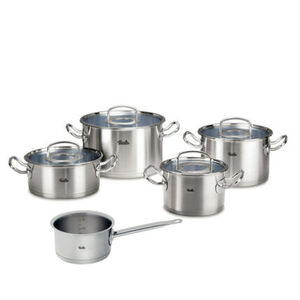 Fissler Topf-Set original-profi collection®, 5-teilig, silber