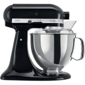 KitchenAid Küchenmaschine Artisan 5KSM175PSEOB, onyx schwarz, schwarz