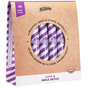 Merci Handy Love & Smile Detox, Ölziehen