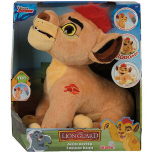 Simba Disney Junior Lion Guard, interaktiver Plüsch