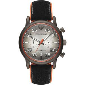 "Emporio Armani Herren Chronograph ""AR11174"", Grau"