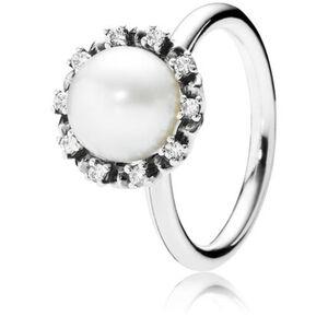 """Pandora Ring """"Ewige Anmut 190916P"""", 925er Silber, silber"""