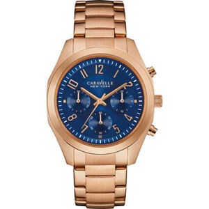 "Caravelle New York Damen Chronograph ""44L199"""