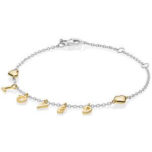 "Pandora Damen Armband ""567804"", 925er Silber, Pandora SHINE"