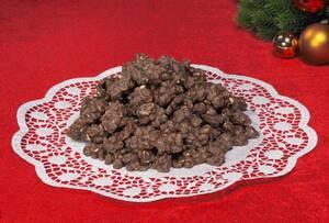 Erdnussberge in Vollmilch, 500 g