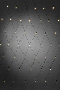 Konstsmide LED Lichternetz ,  80 LED, warmweiß