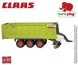 Europlay Anhänger RC Claas Cargos 9600 ,  1: 16