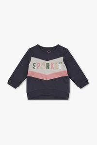 Miffy - Baby-Sweatshirt - Glanz Effekt