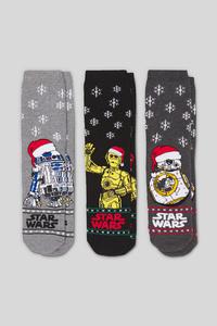 Star Wars - Weihnachtssocken - 3 Paar