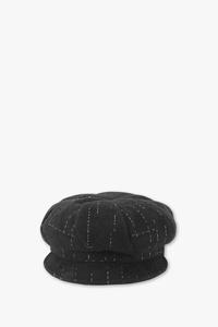 Mütze - Nadelstreifen