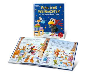 Buch »Fröhliche Weihnachten mit dem kleinen Raben Socke«