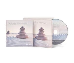 CD »Meditation & Achtsamkeit – im Alltag Ruhe finden«
