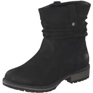 Inspired Shoes Stiefelette Damen schwarz