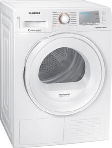 Samsung Wärmepumpentrockner DV8XM6213EW ,  Füllmenge 1-8 kg