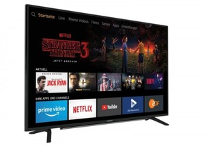 Grundig LED TV 40GFB6060 ,  102 cm (40 Zoll) Full HD, Smart TV, HbbTV Netflix, AmazonPrime