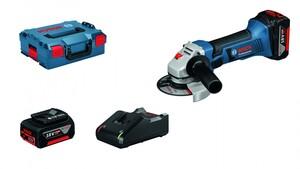 Bosch Winkelschleifer-Set GWS 18-125 LI | B-Ware - der Artikel ist neu - Siegel geöffnet