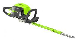 Greenworks Akku-Heckenschere 80 V ´´Ohne Akku und Ladegerät, Schwertlänge: 69 cm´´