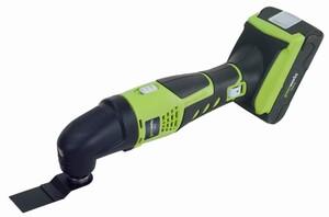 Greenworks Akku Multiwerkzeug 24 V ´´ohne Akku und Ladegerät, inkl. Zubehör und Koffer´´