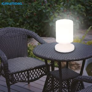 Grundig LED-Outdoor-Tischlampe
