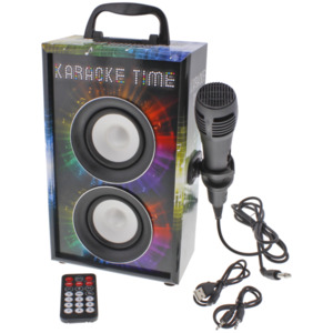 Karaoke-Lautsprecher