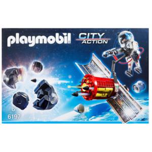 Playmobil City Action Meteoriten-Zerstörer - 6197