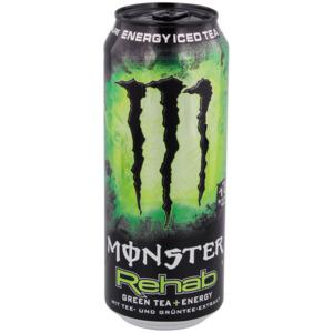 Monster Rehab Energydrink