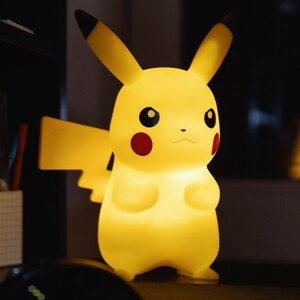 Pokémon - Pikachu LED Lampe, 25cm