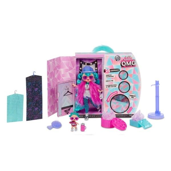 L.O.L. Surprise - Winter Disco: O.M.G Fashion Doll, Cosmic Nova