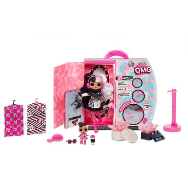L.O.L. Surprise - Winter Disco: O.M.G Fashion Doll, Dollie