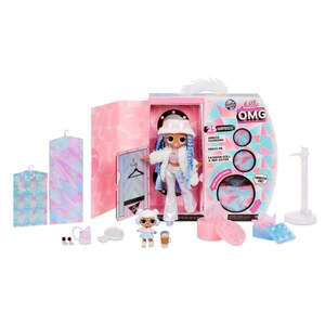 L.O.L. Surprise - Winter Disco: O.M.G Fashion Doll, Snowlicious