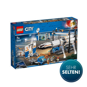 LEGO® City - 60229 Raketenmontage & Transport