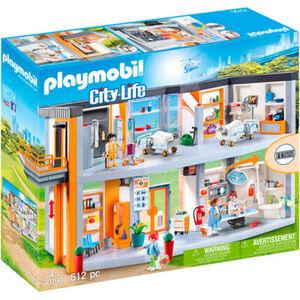 PLAYMOBIL® City Life - Großes Krankenhaus mit Einrichtung 70190