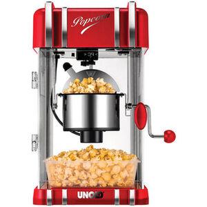 Unold Popcornmaker Retro 48535, rot